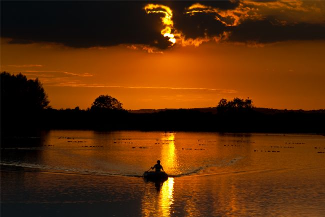 Jacovos Jacovou | Rowing out of the sun