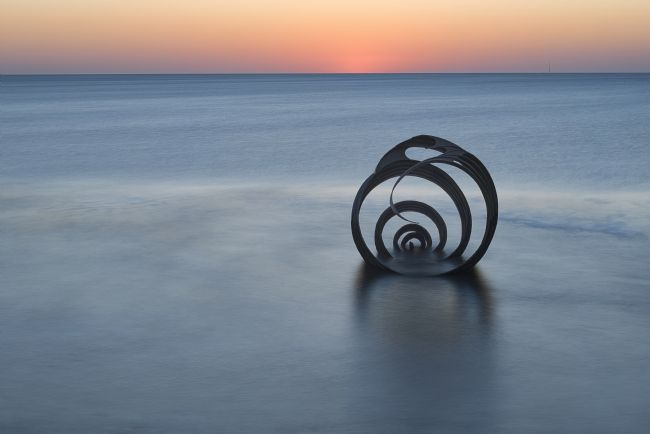 John Hare | Mary's Shell Sunset