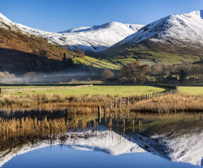 Janet Burdon | Hartsop from Brothers Water