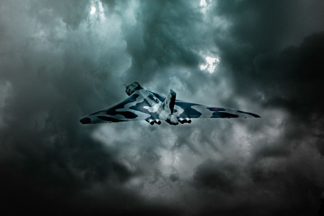 James Biggadike | Vulcan Storm