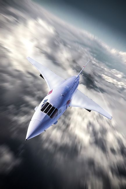 Airpower Art | Speedbird
