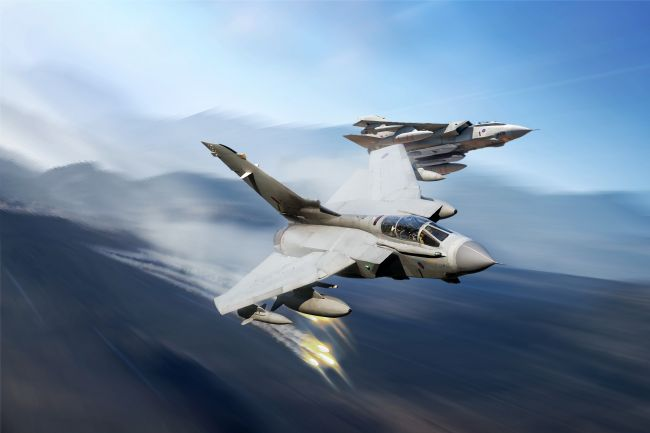 Airpower Art | Tonka Strike Force