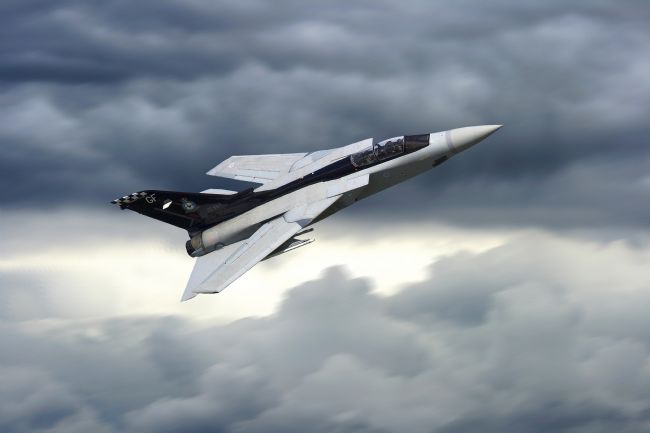 Airpower Art | Panavia Tornado F3 ZE887