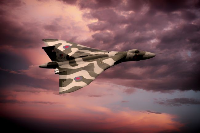 James Biggadike | XH558