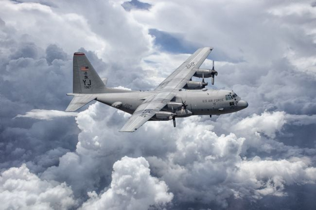 James Biggadike | C-130 Hercules 36th Airlift Squadron