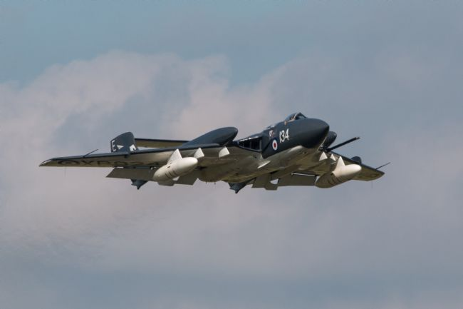 James Biggadike | Sea Vixen