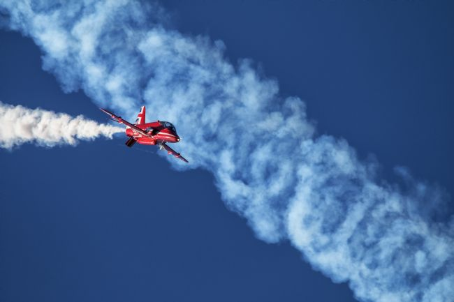 Airpower Art | Red Arrow