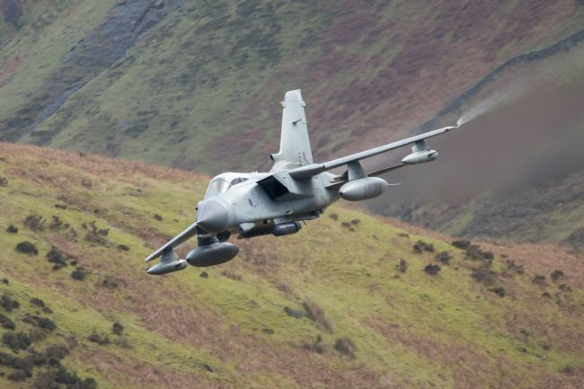 James Biggadike | Tornado GR4