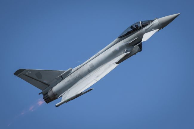 Airpower Art | Typhoon Display 2019