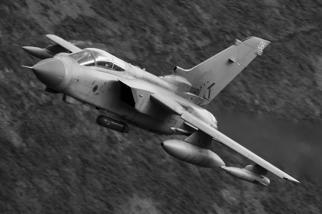 James Biggadike | Tornado GR4 Mach Loop