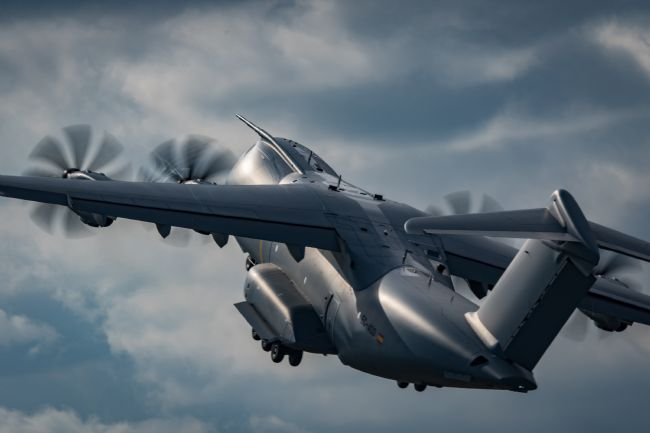 Airpower Art | A400M Performance Take Off