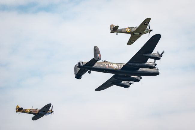 James Biggadike | Battle of Britain Memorial Flight