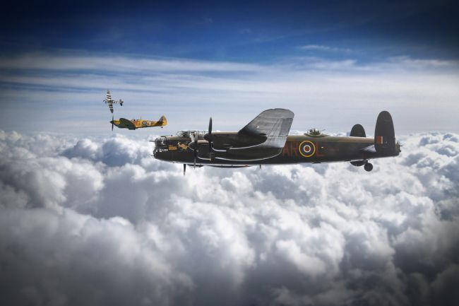 James Biggadike | BBMF Cloud Riders