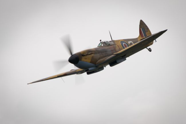 Airpower Art | Spitfire MK356