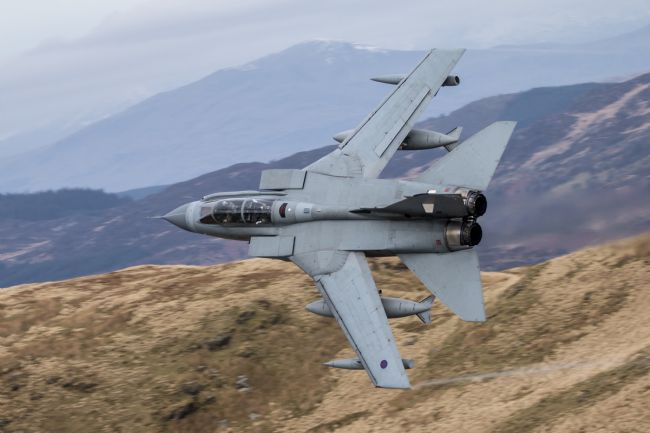 James Biggadike | Tornado Mach Loop