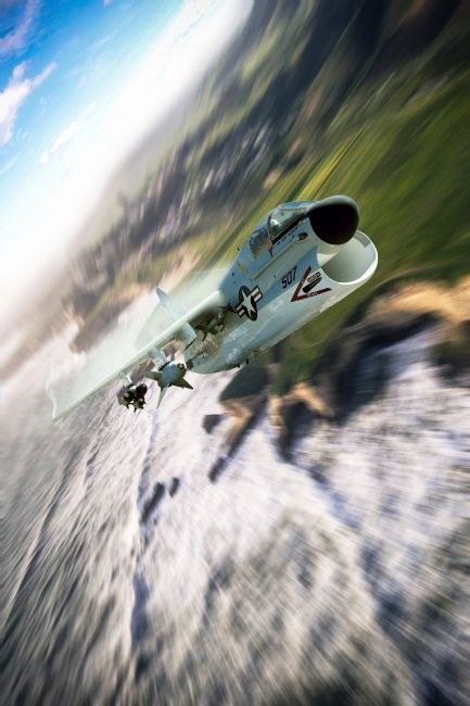 Airpower Art | A-7 Corsair
