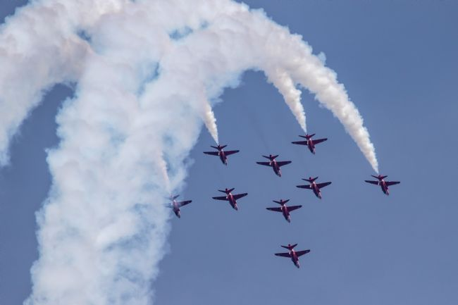 James Biggadike | Red Arrows Display Team