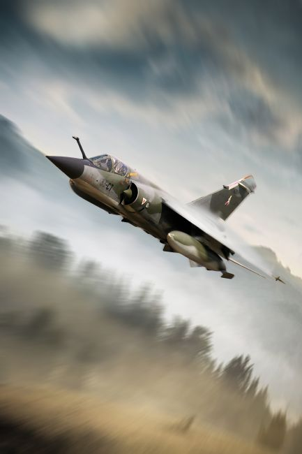Airpower Art | Mirage F1