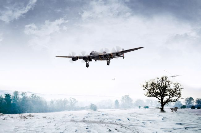 Airpower Art | Winter Bites