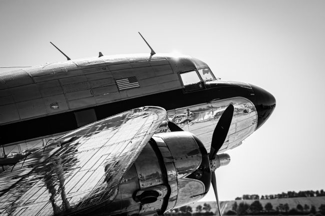 Airpower Art | DC-3 Dakota