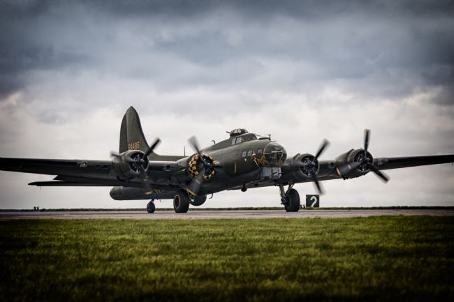 James Biggadike | B-17 Flying Fortress