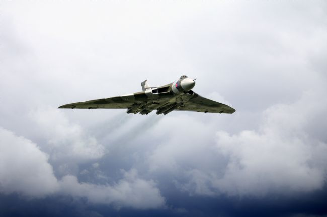 James Biggadike | XH558 Spirit of Great Britain