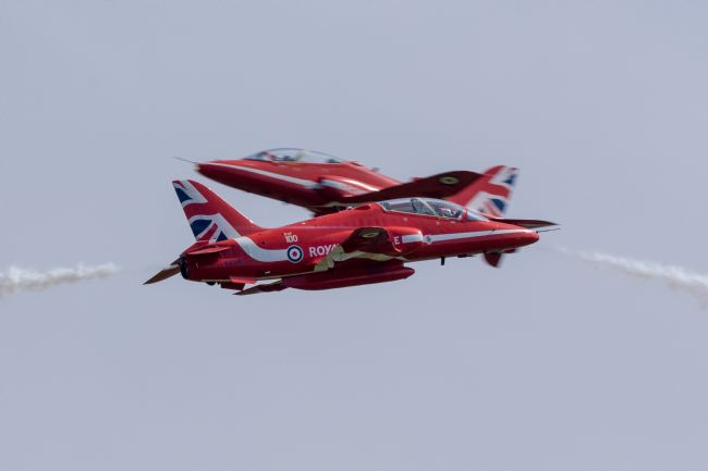 James Biggadike | Synchro Pair Cross Over