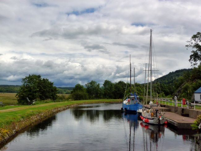 Lynn Bolt | The Crinan Canal