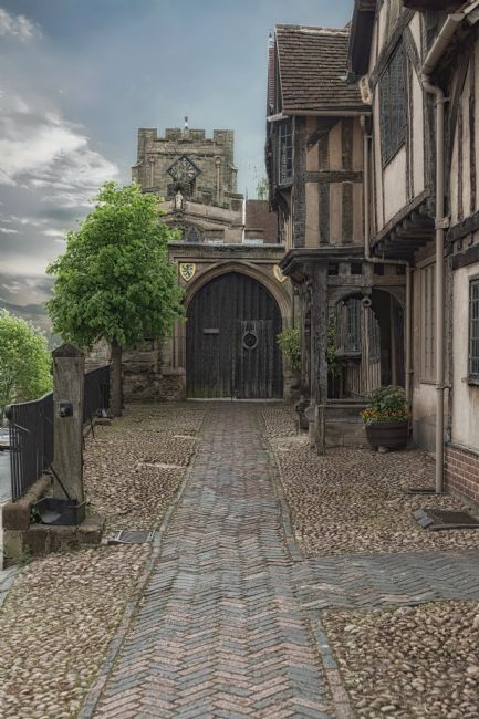 Lynn Bolt | The Lord Leycester Hospital Warwick