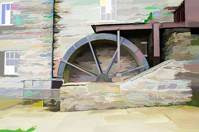 Lynn Bolt | The Water Wheel
