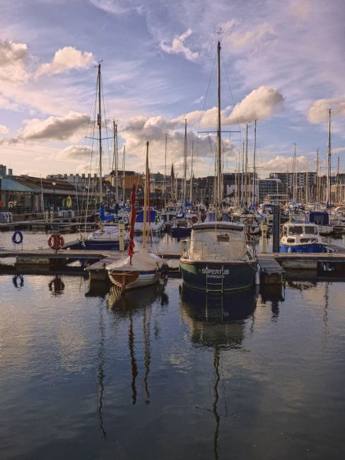Lynn Bolt | Sutton Harbour Marina Plymouth