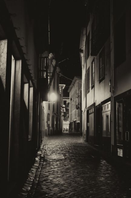 Lynn Bolt | Back Street in Funchal