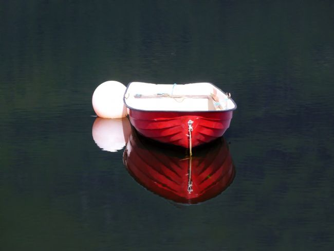 Lynn Bolt | Little Red Boat