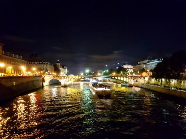 Lynn Bolt | Paris at Night