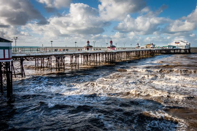Michael Greaves | North Pier Blackpool
