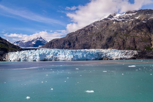 Michael Greaves | Margerie Glacier