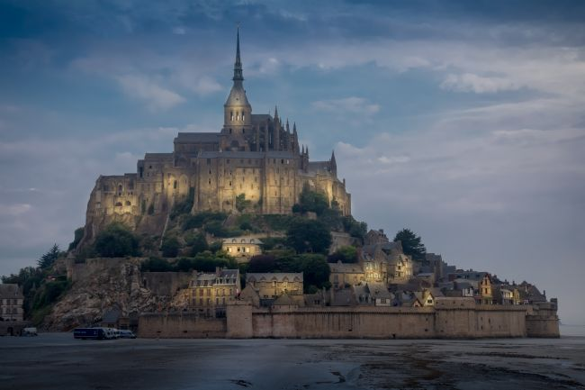 Michael Greaves | Mont St Michel