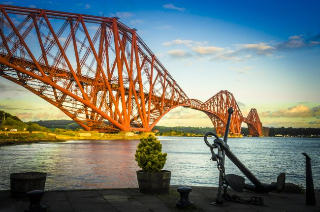 Warren Byrne | The Forth Rail Bridge.
