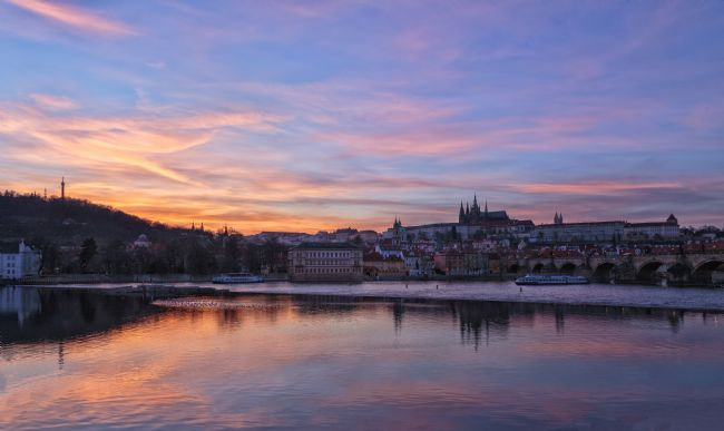 Jon Jones | Prague and the Charles Bridge