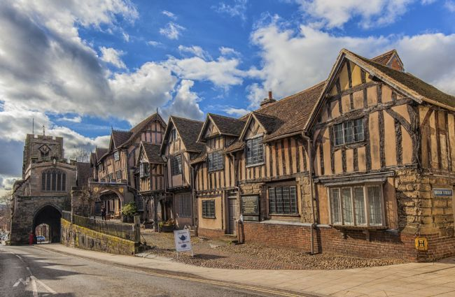 Jon Jones | Lord Leycester Hospital