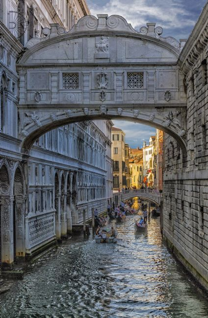 Jon Jones | The Bridge of Sighs in Venice